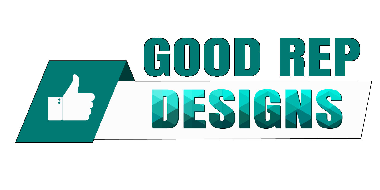 Good Rep Media Primary Logo